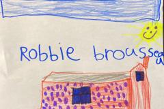 Robbie B., 1st Grade