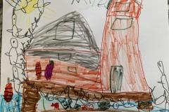 Miles B., Kindergarten