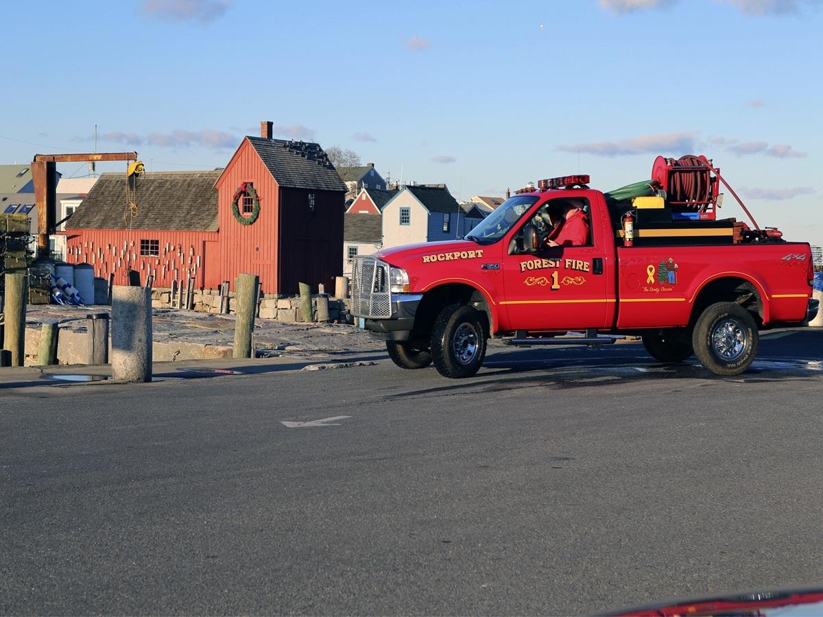 Motif 1 & Forest Fire Truck