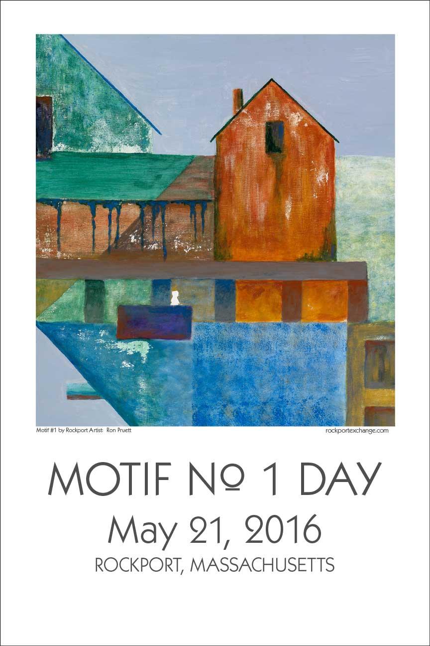 2016 Motif Poster